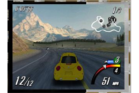 Top Gear Overdrive Nintendo 64 Game
