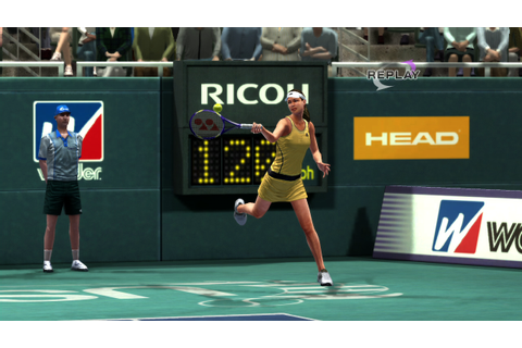Virtua Tennis 4 (2013) PC Game Full [Medlafire Link ...