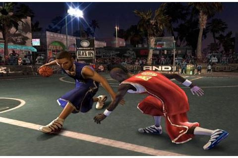 AND 1 Streetball Review / Preview for PlayStation 2 (PS2)