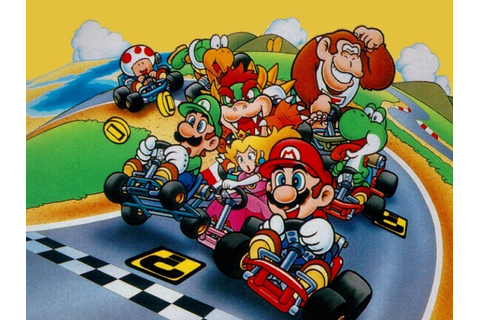 Ranking the Mario Kart series - Digitally Downloaded