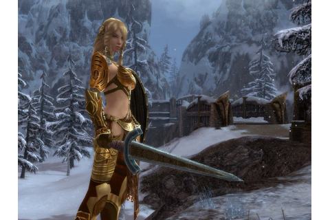 Guild Wars: Eye of the North Screenshots | GameWatcher