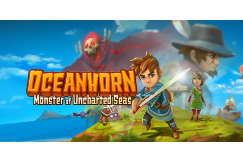 Oceanhorn - Monster of Uncharted Seas | Nintendo Switch ...