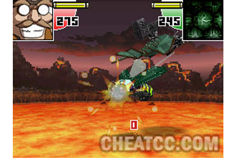 Drone Tactics Review for the Nintendo DS (NDS)