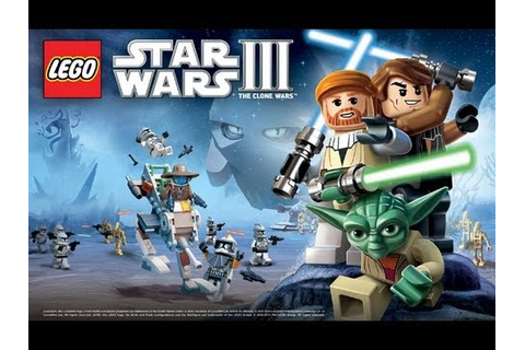 GAME REVIEW - LEGO Star Wars 3 The Clone Wars for PC, PS3 ...