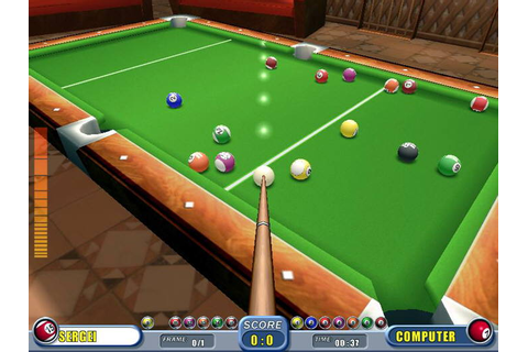 PC ZONE: Download Real Pool Game For PC For Free. 100% ...