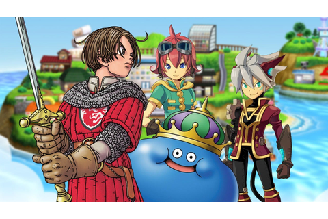 Dragon Quest 11 Will be an Offline Game for Home Console - IGN