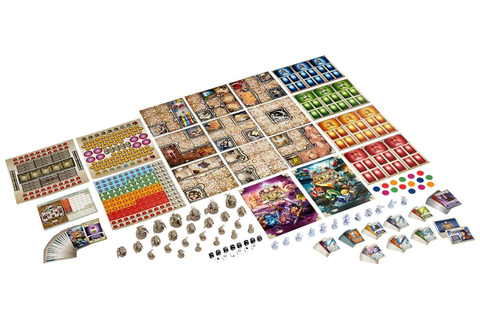 Amazon.com: Arcadia Quest Board Game: Toys & Games
