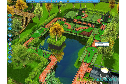 Download Roller Coaster Tycoon 3 Platinum Full Version ...