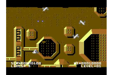 Hades Nebula - C64 - YouTube