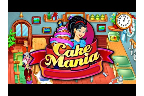 Cake Mania Trailer - YouTube