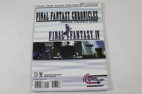 Final Fantasy Chronicles/Final Fantasy IV/Chrono Trigger ...