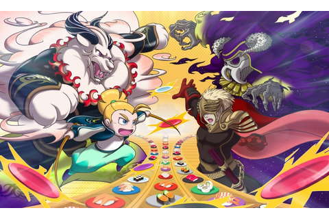 Sushi Striker: The Way of Sushido – GAMING TREND