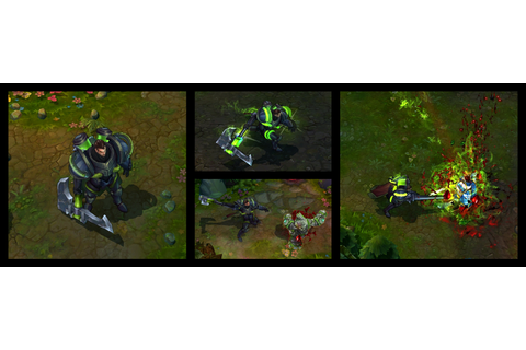 Image - Darius Bioforge Screenshots.jpg | League of ...