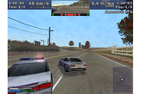 Need for Speed III : Poursuite infernale - Abandonware France