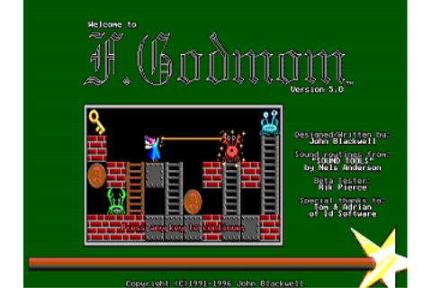 Download F. Godmom | DOS Games Archive