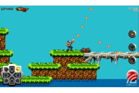(Games) Contra 4 Redux : Classic 2D game from nintendo ...