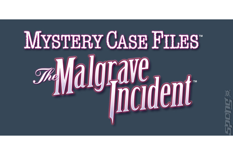 Artwork images: The Mystery Case Files: The Malgrave ...