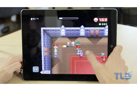 Best iPad Games: Nimble Quest (Review) - YouTube