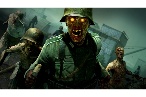 Zombie Army 4: Dead War announced for PS4, Xbox One, and ...