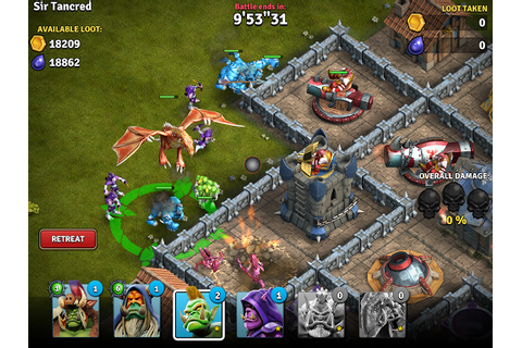 Heroes of War: Orcs vs Knights 1.3.6 APK by NEXON M Inc ...