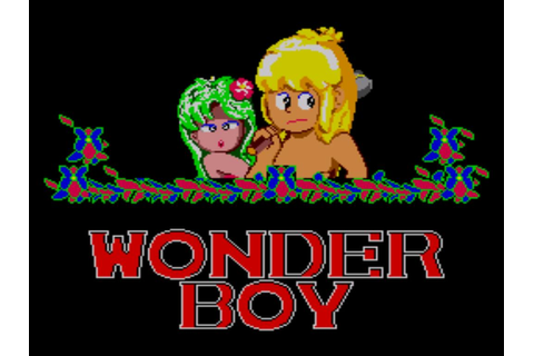 Retro Gaming: WonderBoy – Sega Master System | StiGGy's Blog