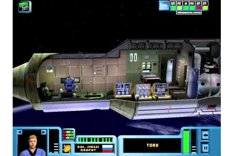 Let´s Play Space Station Simulator folge1 Deutsch - YouTube