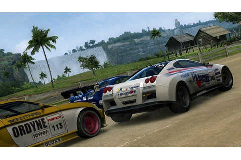 Game Review: Ridge Racer 7 - Autoblog.nl