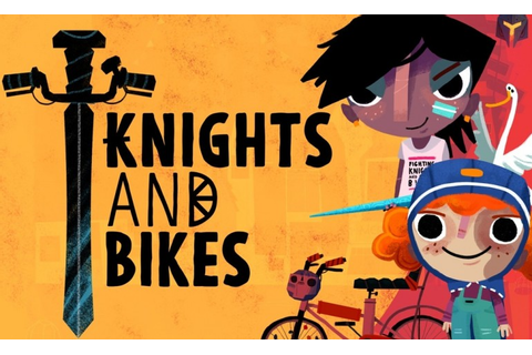 Co-op Indie Adventure, Knights And Bikes, Receives ...