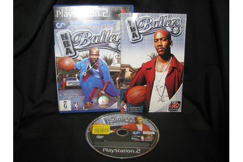 NBA BALLERS (PAL) game for PS2 | eBay