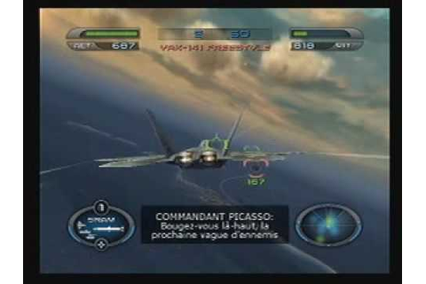 Heatseeker - Playstation 2 PS2 Gameplay Codemasters 2006 ...