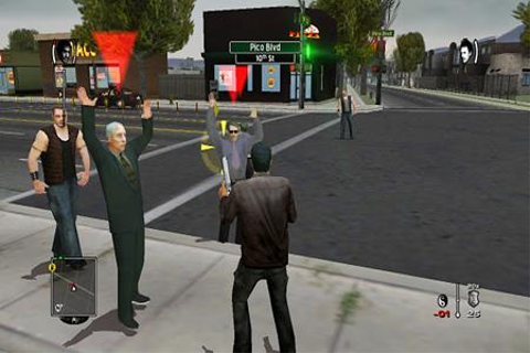True Crime: Streets of LA | Free Download PC Game Full Version