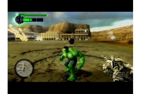 The Incredible Hulk: Ultimate Destruction PlayStation 2 ...