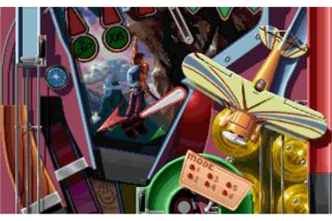 Pinball Illusions Download (1995 Arcade action Game)