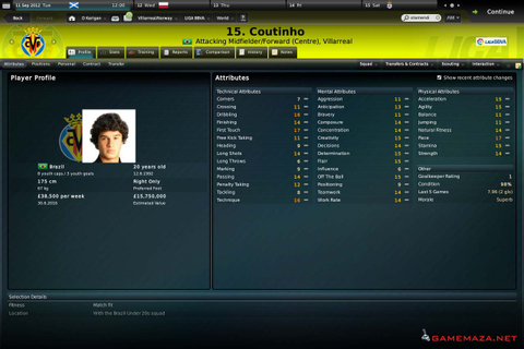 Football Manager 2010 Free Download - Game Maza