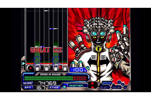 Beatmania IIDX 3rd Style - SP-TRIP MACHINE [ANOTHER] - YouTube
