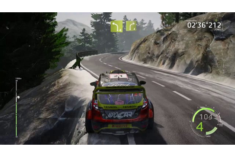 WRC 9 APK Mod Mobile Android 2020 Free Download Gameplay 8