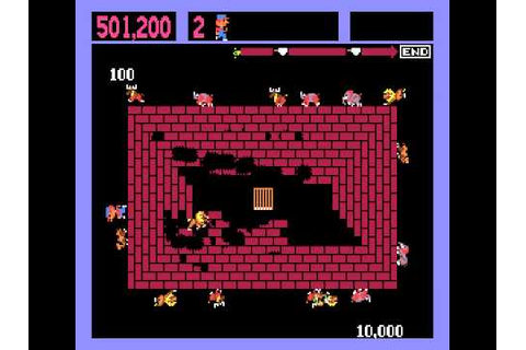 Arcade Game: Zoo Keeper (1982 Taito) - YouTube