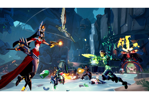 Gearbox Boss Says Battleborn F2P Headlines Are Misleading ...