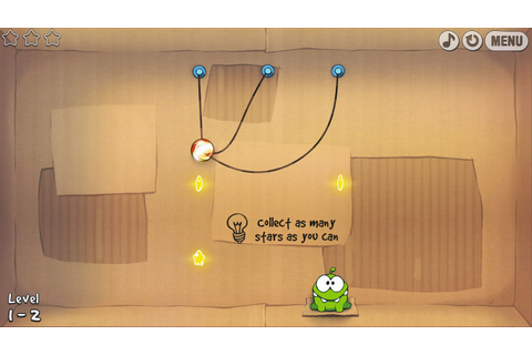 Cut The Rope Game - Free Download Full Version For PC