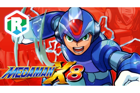 Mega Man X8 Review - Quickies Don't Cut It - YouTube