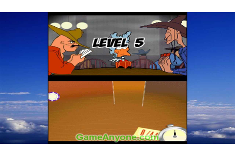 Looney Tunes: Duck Amuck - Main Game (Part 1) - YouTube