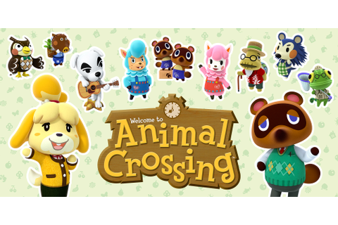 Animal Crossing Hub | Games | Nintendo