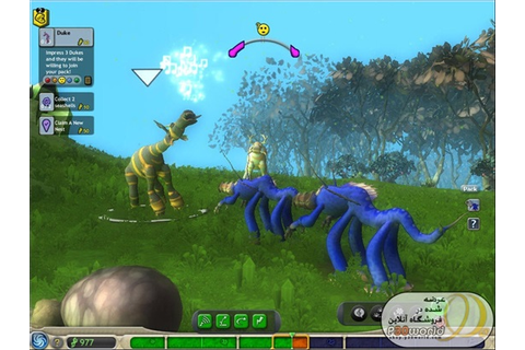 Spore Collection Game - Free Download Full Version For PC