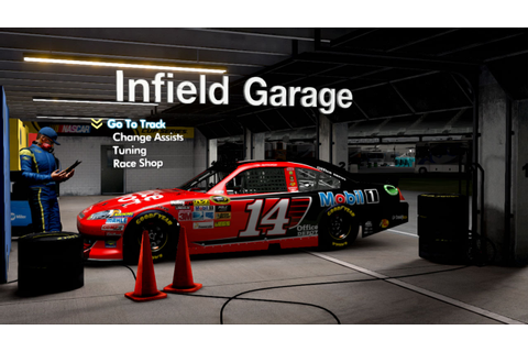 NASCAR The Game: Inside Line (Video Game Review ...