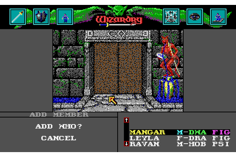 Wizardry VI: Bane of the Cosmic Forge (1992) by Sir-Tech ...