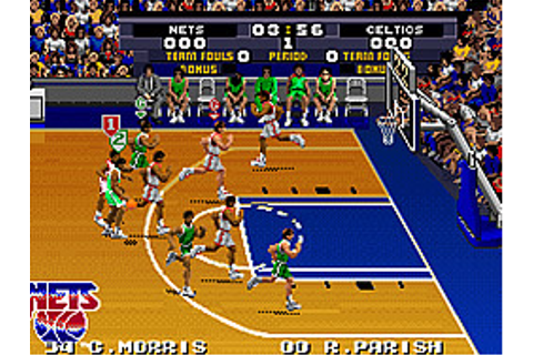 Tecmo Super NBA Basketball(1993) Game - Play online at Y8.com