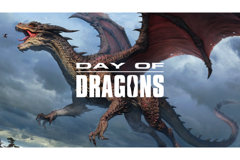Day of Dragons by Beawesome Games — Kickstarter