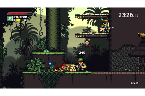 Mercenary Kings - Early Access Trailer - YouTube