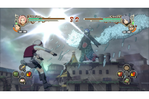 Naruto Shippuden: Ultimate Ninja Storm 2 screenshots ...