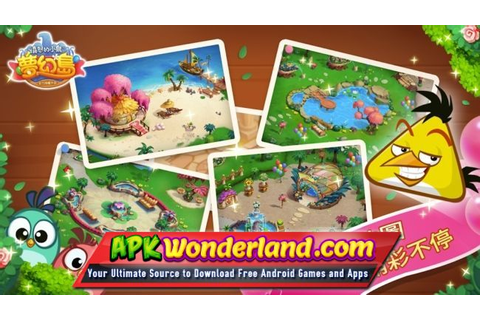 Angry Birds Blast Island 1.1.0 Apk Mod Free Download for ...